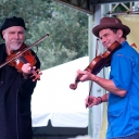 2009 David Greely, Steve Riley, Brazos Huval, Festivals Acadiens